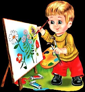Про що розповідає дитячий малюнок