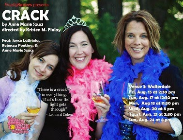 Crack at the 2014 Edmonton Fringe