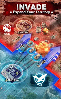 Invasion: Online War Game 1.21.3 Mod Apk (Unlimited Money)