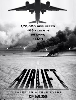 Airlift Poster Hd