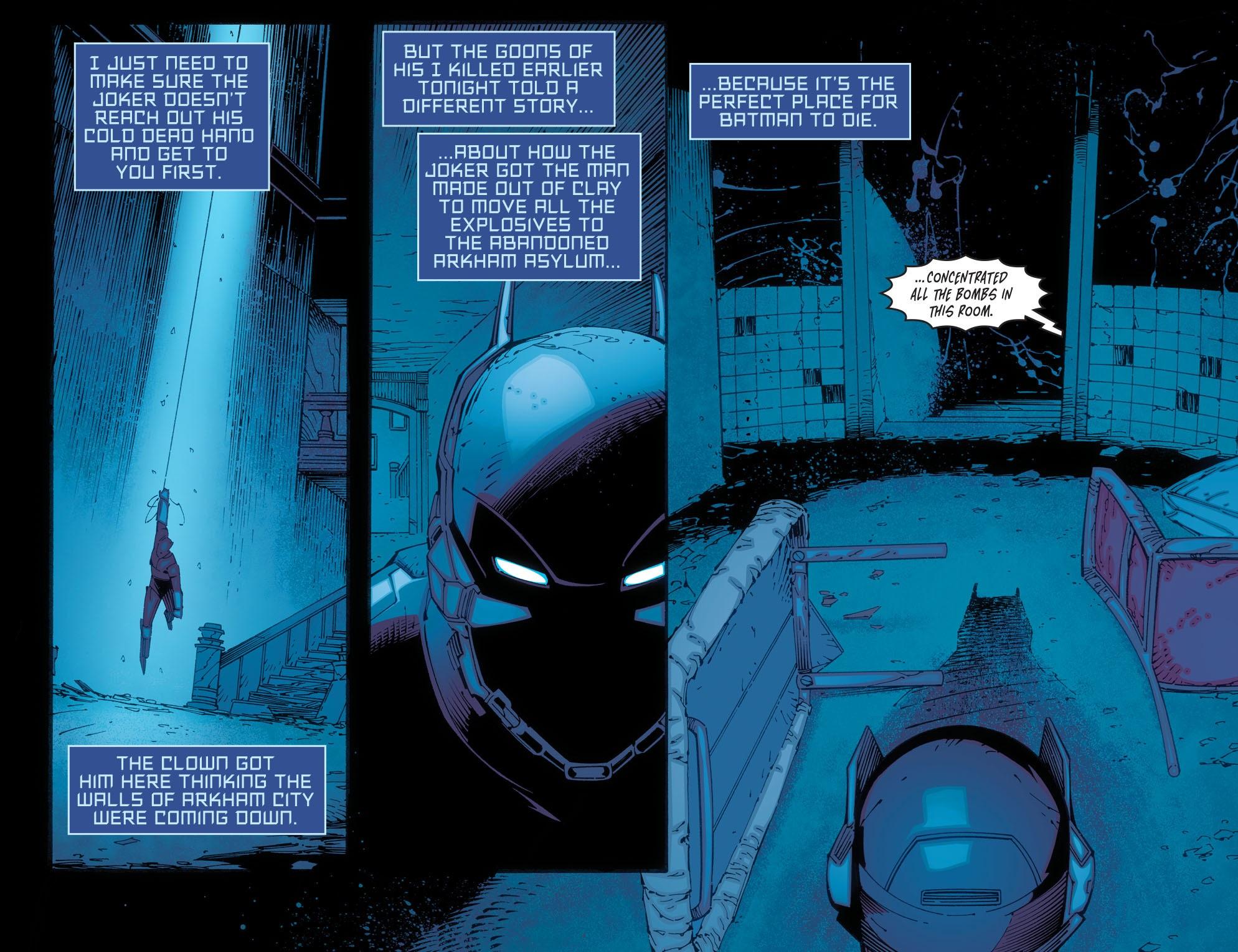 Batman: Arkham Knight [I] Issue #3 #5 - English 4