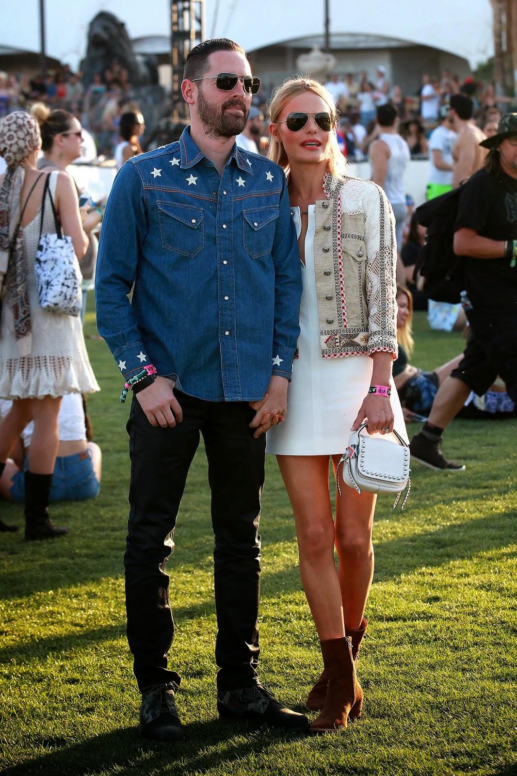 Kate Bosworth – Coachella Music Festival Day 2 in Indio