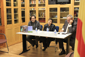 Presentación de mi novela septiembre 2009