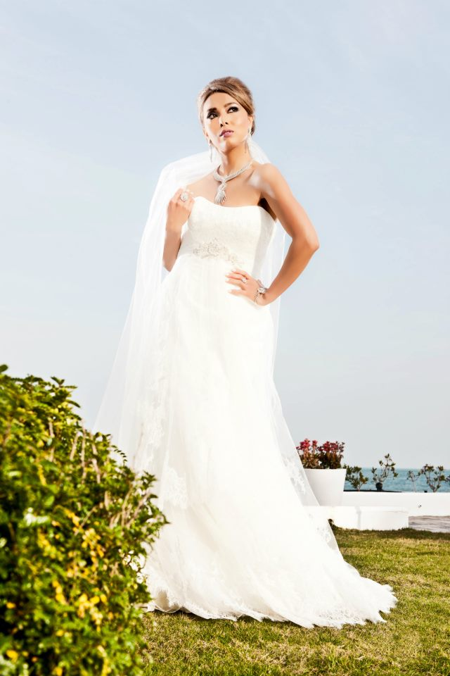 Bridal Gowns Kuwait : Kuwait weddings wedding dress