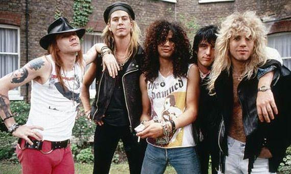 guns n roses original band members