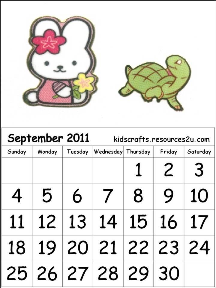 september 2011 calendar template. Free Calendar 2011 September