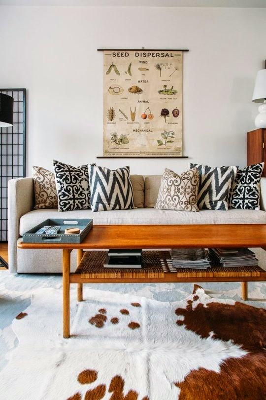 Ã¥pent hus: stuer til inspirasjon / living room diversity