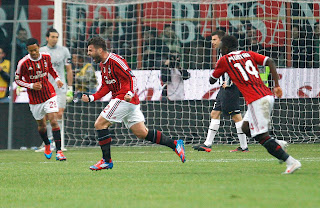 Resultado AC Milan Vs Juventus - Liga Italiana