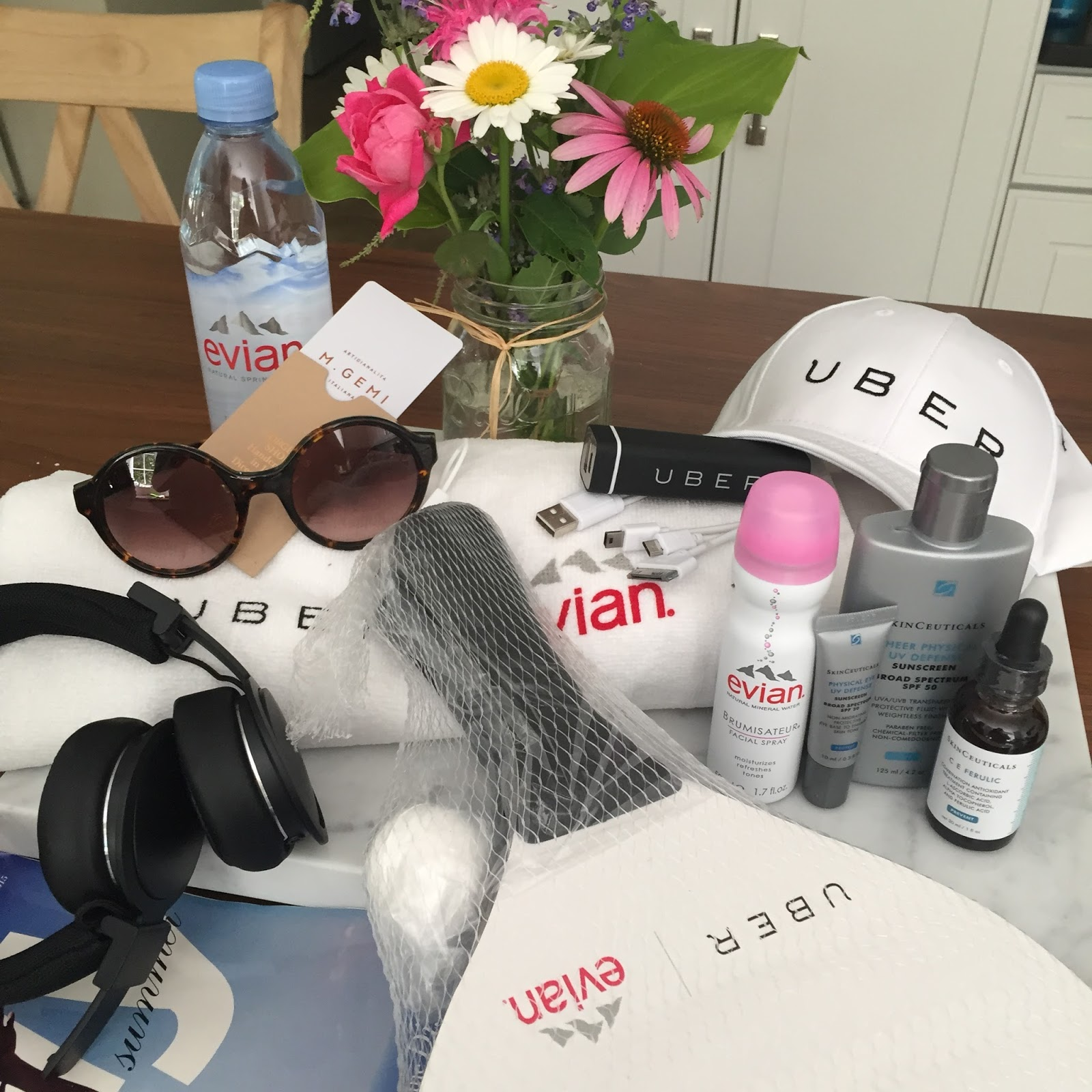 Uber Pairs With Up & Coming Brands   SLAYTERBOX1748