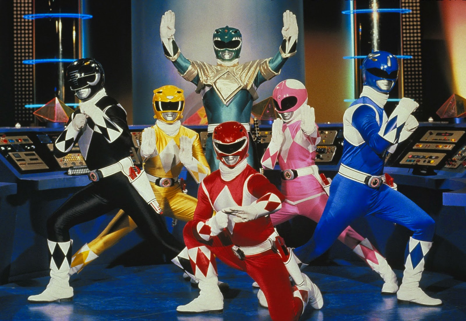 Power Rangers Reboot 2017 Power Rangers Film Reboot's