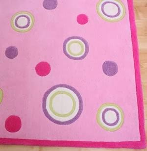 Tapetes personalizados para quartos rosa