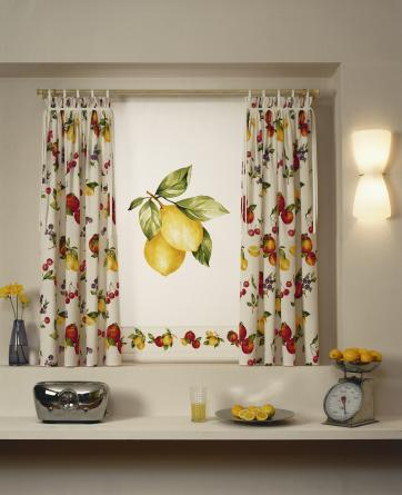 Alba hogar desde tu ventana de la cocina - Cortinas de cocina modernas fotos ...