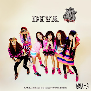 After School - Diva Lyrics