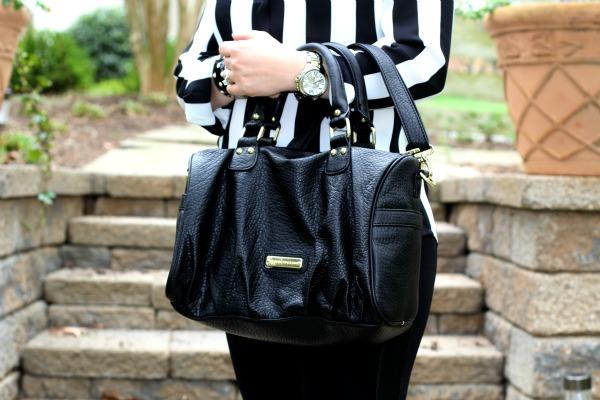 Black Bag from Nordstrom Rack