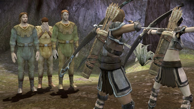 Dragon Age: Origins dalish elves