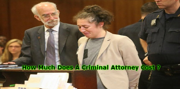 How Much Does A Criminal Attorney Cost