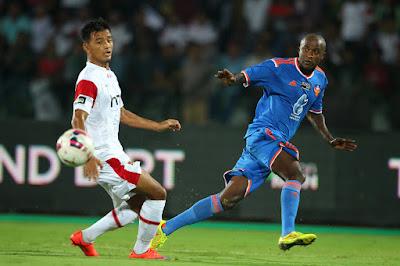 NorthEast United FC 1-3 FC Goa
