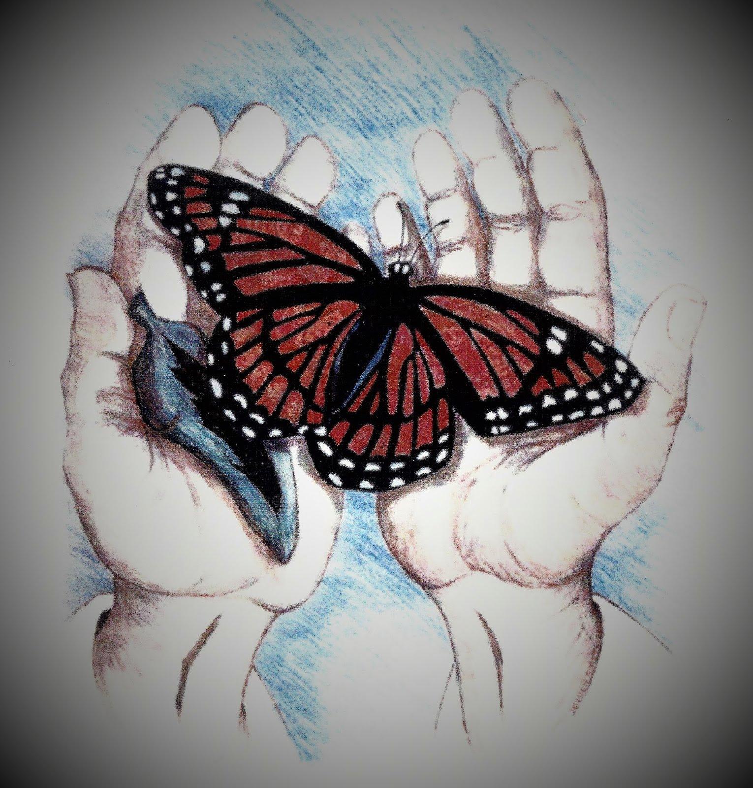 In His Wings