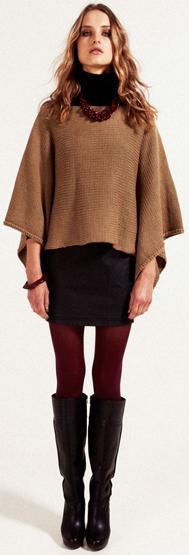 moda mujer invierno 2012 Stradivarius