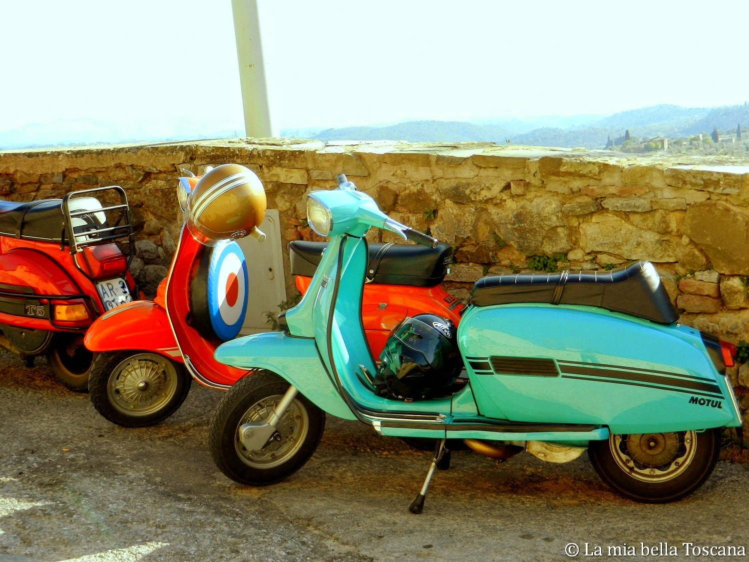 Trip in the heart of Tuscany