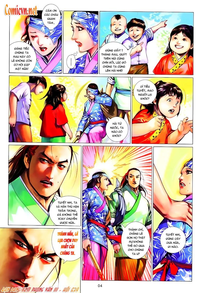 Phong Vân chap 639 Trang 4 - Mangak.info