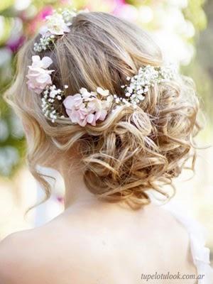 peinados 2014 para novias