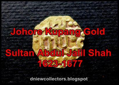 """Sultan Abdul Jalil Shah III (1623-1677)"""