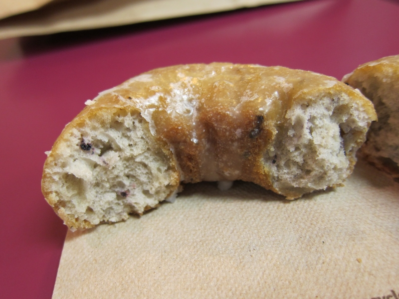 Blueberry Cake Dunkin Donut Calories