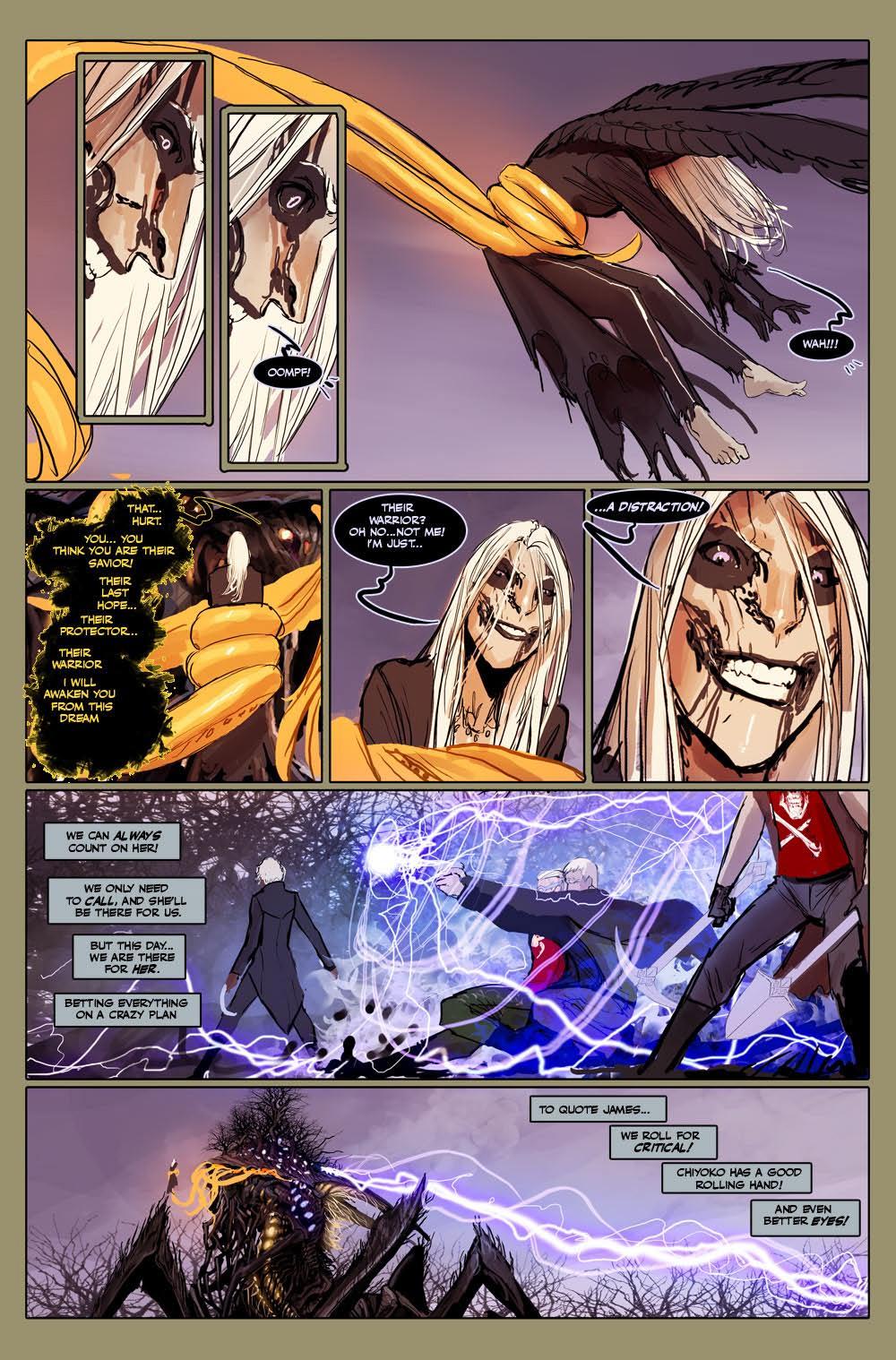 Death Vigil Issue #8 #8 - English 22