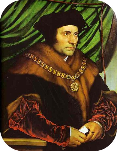 St. Thomas More by Fr. Peter