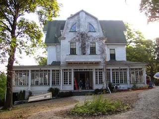 La casa de amityville documental online