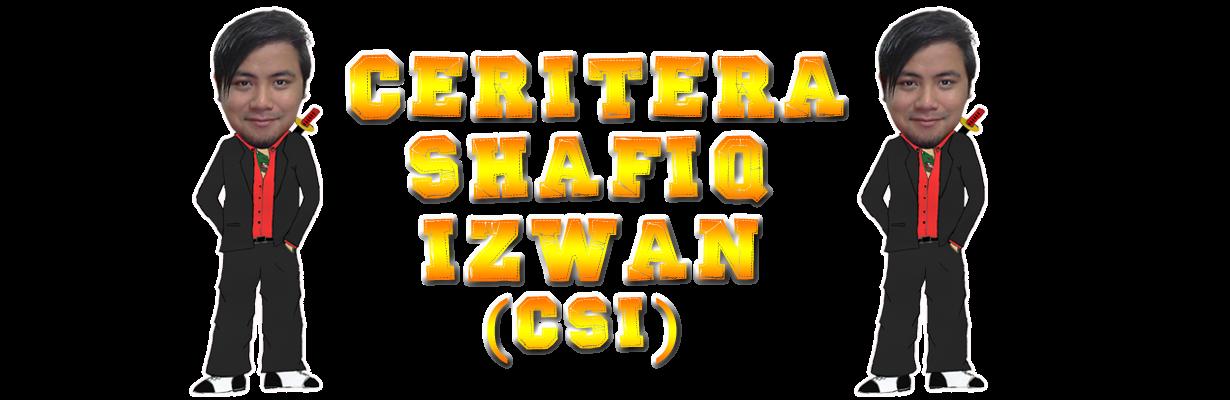 Ceritera Shafiq Izwan