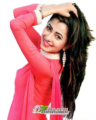 Bangladeshi Singer Sania Sultana Liza
