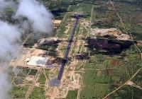 Construction of Sikhuphe International Airport Terminal & Runway