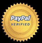 Conta PayPal verificada