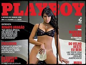 Taiana Camargo Nua Na Playboy