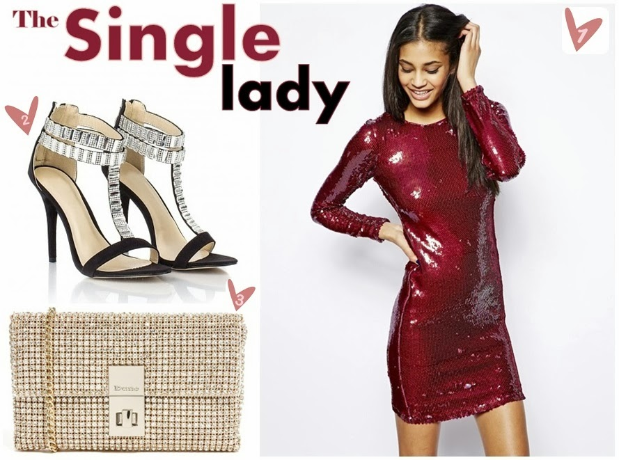 3 valentines day outfits