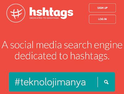 Hshtags.com Hashtag Arama Motoru