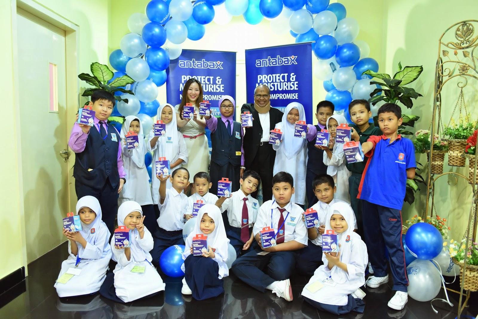 Antabax Hospital Sg Buloh Perkenal Kempen Kembali Ke Sekolah Kekal Sihat Semudah ABC