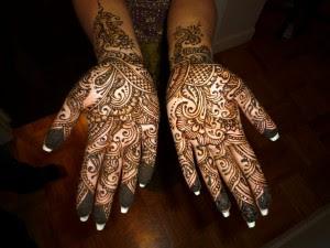 Eid India Mehndi Designs