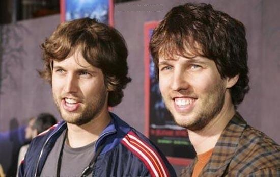 The Heders Jon Heder Twin