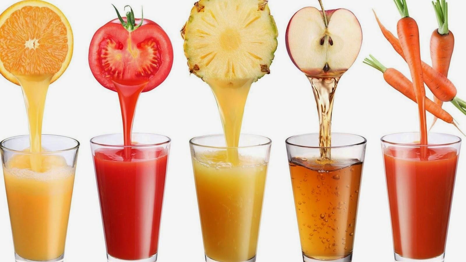 Aneka Jus Sehat Untuk Diet