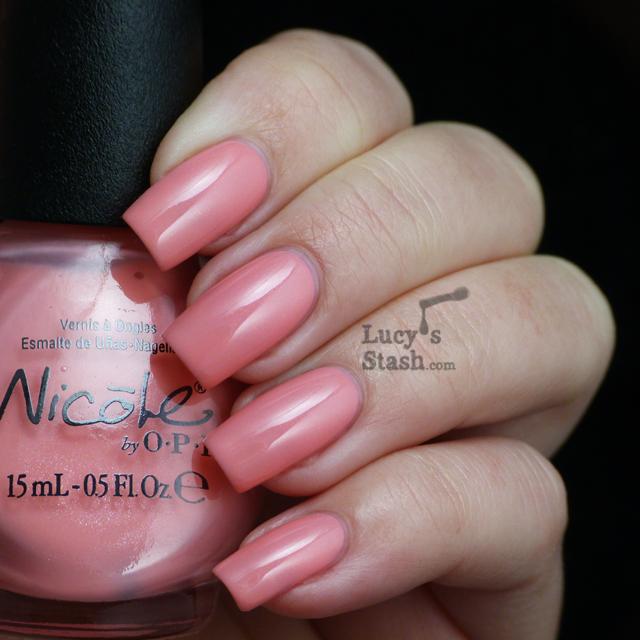 Lucy's stash - Nicole By OPI Selena