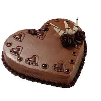 Love Chocolate Cake
