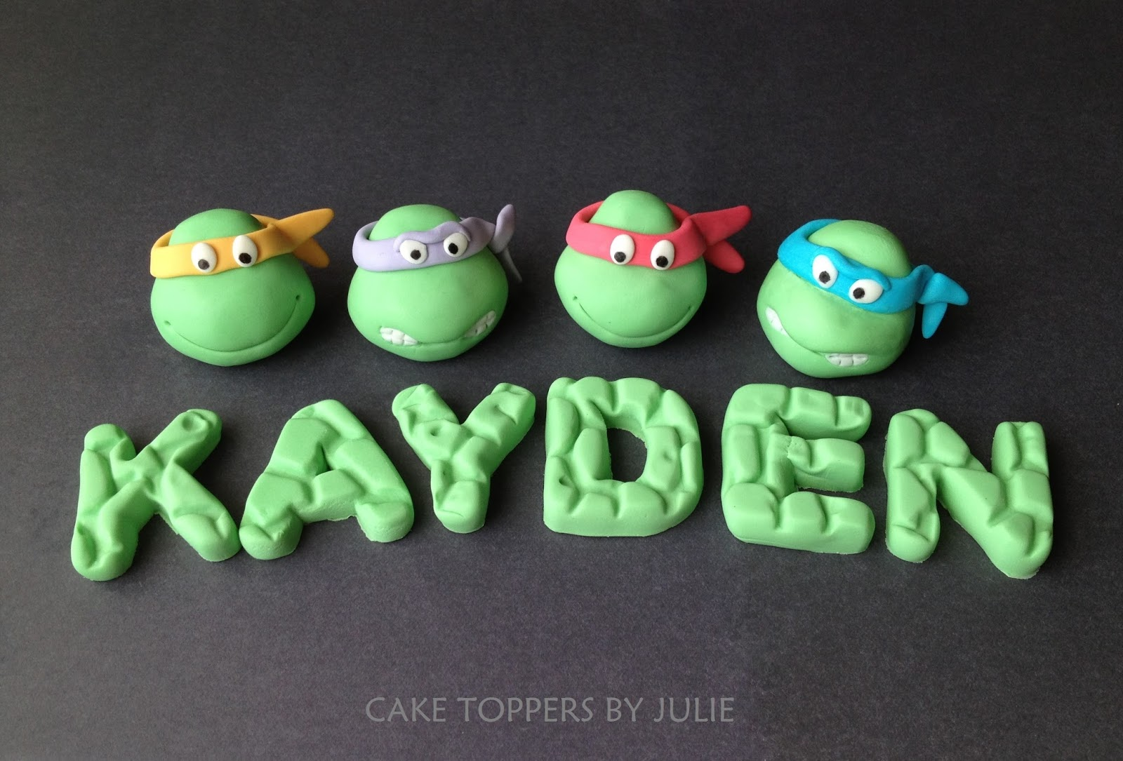 Birthday Cake Tmnt Nickelodeon Happy Birthday Kyla