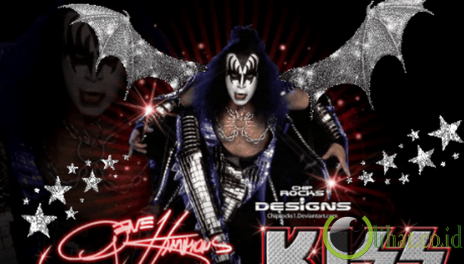 Gene simmons 'kiss'
