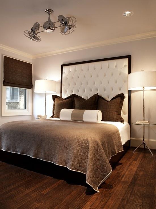 design dump: ceiling fans in pretty bedrooms