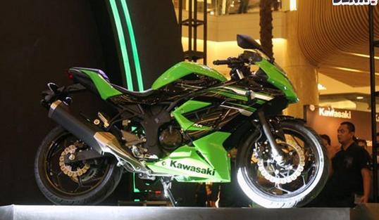 Kawasaki Ninja RR Mono 2014 Indonesia