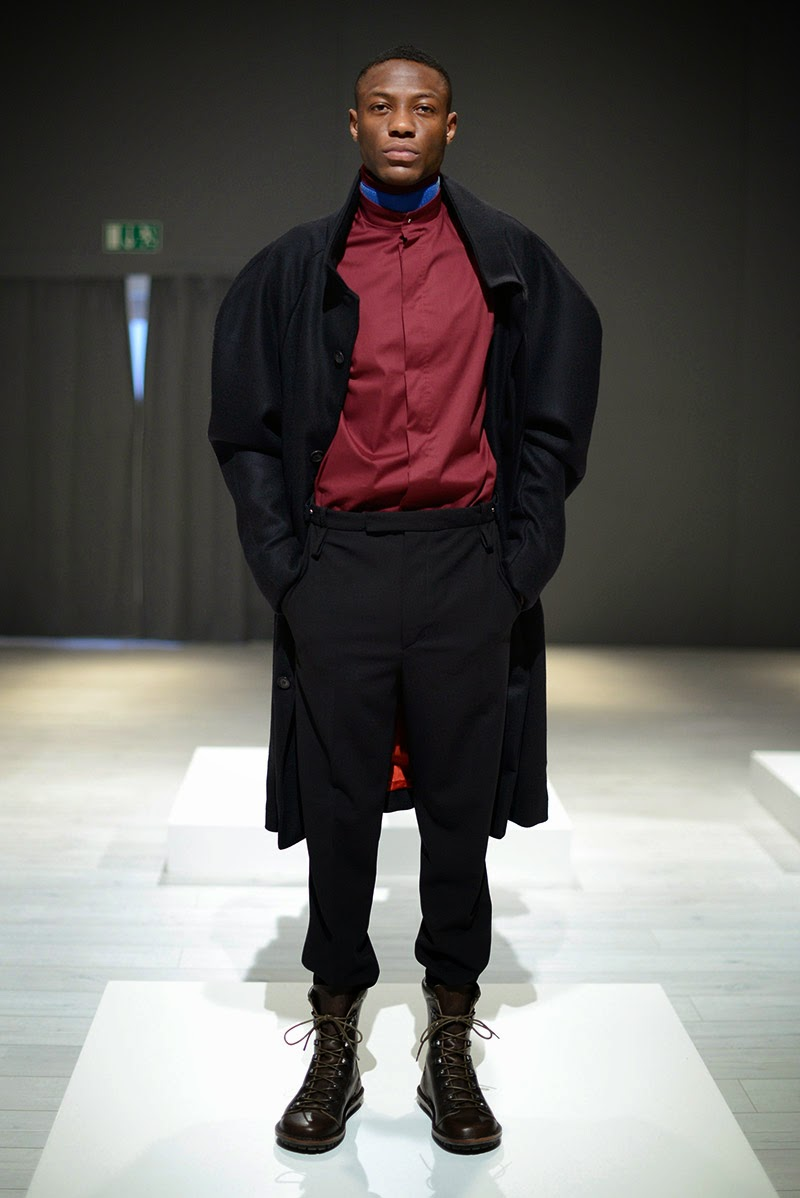 ivanman fall winter 2014 mercedes benz fashion week berlin male fashion trends. Black Bedroom Furniture Sets. Home Design Ideas