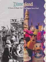 Disneyland and Walt Disney World 1990